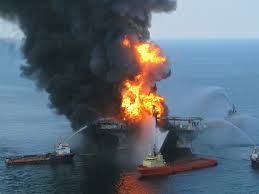 Another oil disaster photo ... Wikipedia